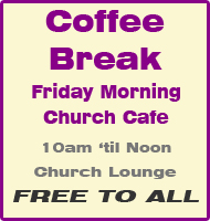 Coffee Break Church Cafe